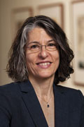 Picture of Ellen France, assistant treasurer at The Collins Foundation