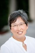 Headshot of Carol Cheney smiling